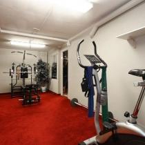 Our nice gym