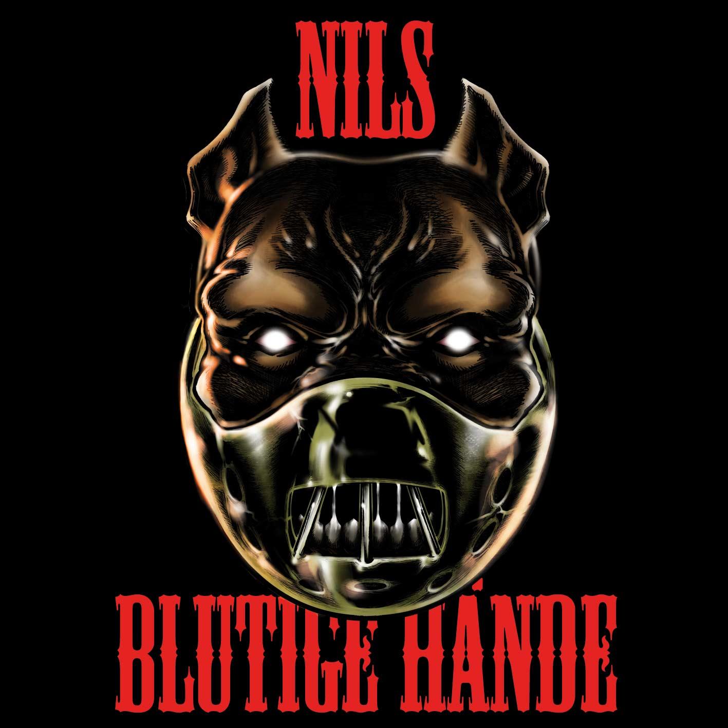 Blutige Hände