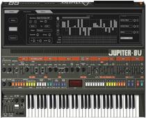 Jupiter-V 8 GUI