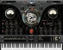 Fab Four GUI