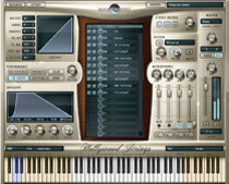 Hollywood Strings GUI