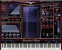 Symphonic Choirs GUI