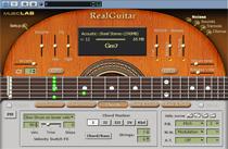 RealGuitar 2L GUI