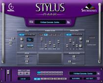 Stylus RMX Xpanded GUI