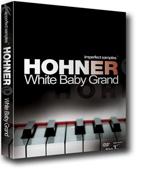 Hohner White Baby Grand Box